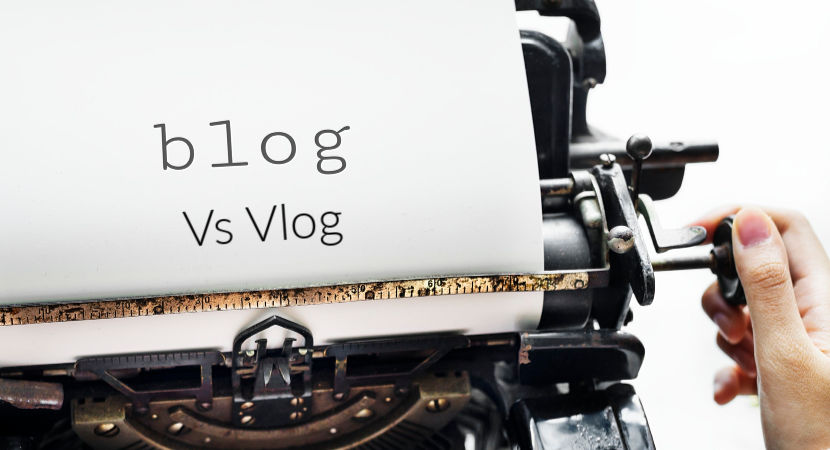 The Difference Between Blogging and Vlogging